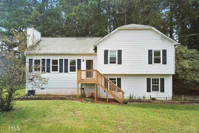 Marietta Single Family Home New: 470 Don