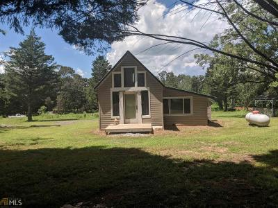 Habersham County Single Family Home New: 271 Mountain Meadows