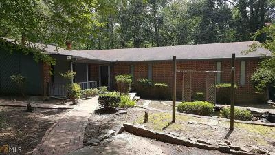 Conyers GA Single Family Home New: $165,000