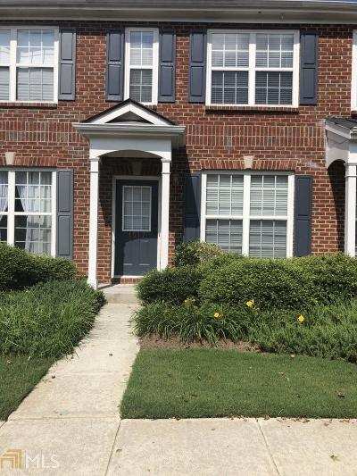 Norcross Condo/Townhouse New: 1517 Cove Creek Cir
