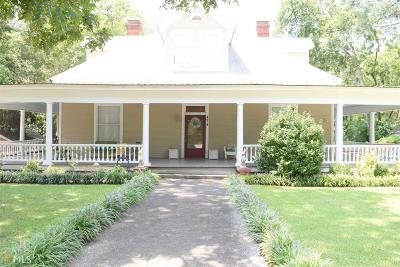 Jasper County Single Family Home New: 474 Hillsboro