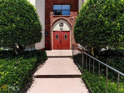 Atlanta Condo/Townhouse New: 6851 Roswell Rd #C4