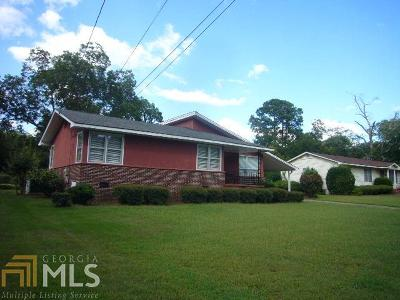 Elbert County, Franklin County, Hart County Single Family Home For Sale: 123 Park St