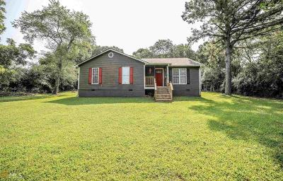 Winder Single Family Home New: 1269 Kesler Rd