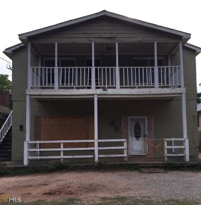 Columbus Multi Family Home For Sale: 3611 4th Ave