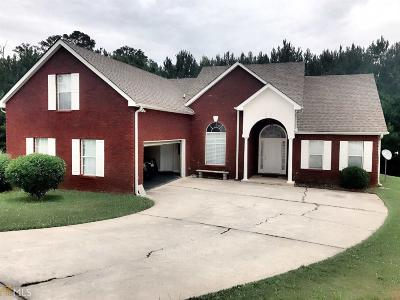 Clayton County Single Family Home New: 1202 Misty Meadows Way