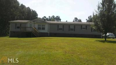 Carroll County Single Family Home New: 637 Legion Lake Rd