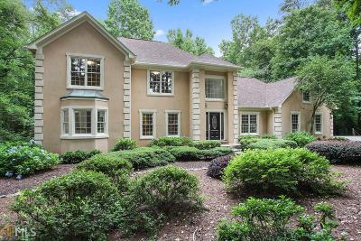 Cobb County Single Family Home New: 2798 Pete Shaw Rd