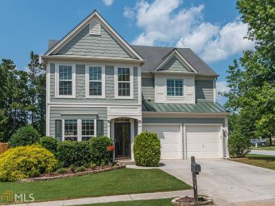 Woodstock Single Family Home New: 517 Watercress Dr