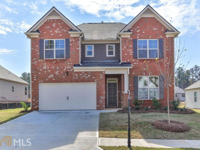 Atlanta Single Family Home New: 536 Wolf Pack Ln