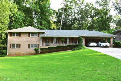 Decatur Single Family Home For Sale: 3225 Rehoboth Dr