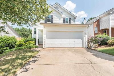 Woodstock Single Family Home Under Contract: 156 Stoneforest Dr