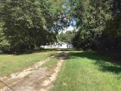 Monroe County Single Family Home New: 6599 Ga Hwy 42 N