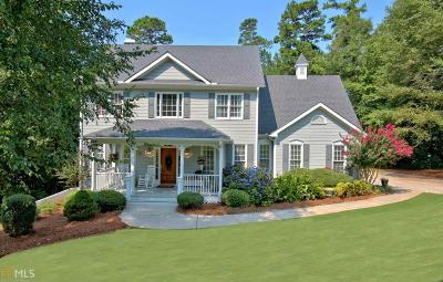 Fayette County Single Family Home Under Contract: 406 Chambray Hills