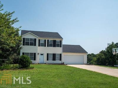 Winder Single Family Home New: 182 Dean Way