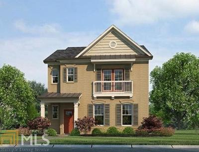 Decatur Single Family Home New: 2041 Garden Cir