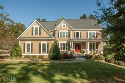 Cumming Single Family Home New: 4530 Sloan Ridge