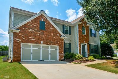 Lawrenceville Single Family Home New: 3353 Bridge Walk Dr