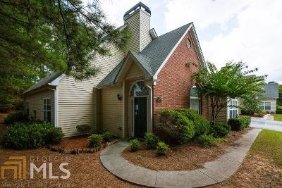 Marietta Condo/Townhouse New: 1556 Settlers Walk Ct #8