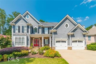 Fulton County Single Family Home New: 170 Wind Flower Ct