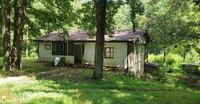 Douglasville Single Family Home New: 3128 Wallace Lake Rd