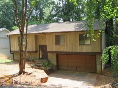 Roswell Single Family Home New: 480 Hembree Forest Cir