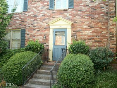Decatur Condo/Townhouse New: 1481 Leafview Dr