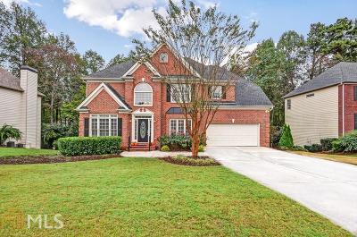 Suwanee Single Family Home New: 3605 Bridle Creek Dr