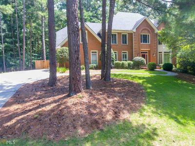 Roswell Single Family Home For Sale: 9410 Mistwater Close