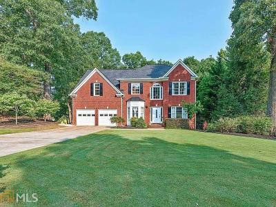 Kennesaw GA Single Family Home Under Contract: $298,500