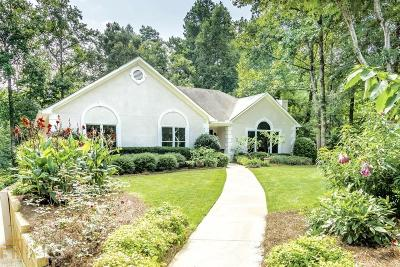 Acworth Single Family Home New: 167 Picketts Xing
