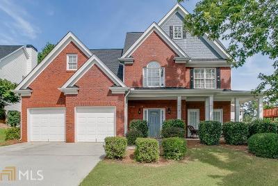 Grayson Single Family Home New: 1693 Windrush Way