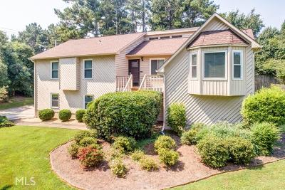 Acworth Single Family Home Under Contract: 3651 Laurel Dr