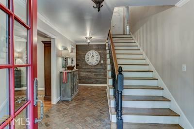 Fulton County Single Family Home New: 7070 Riverside Drive