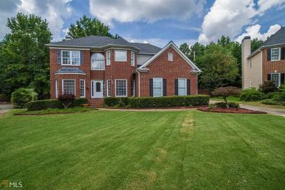 Alpharetta Single Family Home New: 3195 Rocky Brook