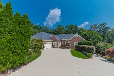 Buford Single Family Home New: 3672 Maple Valley Dr
