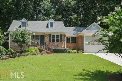 Fulton County Single Family Home New: 1315 Old Woodbine Rd