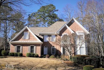 Fulton County Single Family Home New: 420 Oak Laurel Court