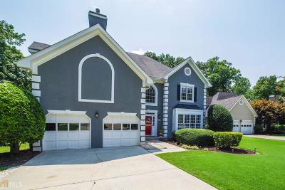 Alpharetta Single Family Home New: 520 Morning Mist