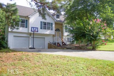 Dacula Single Family Home New: 3140 Willow Park Dr