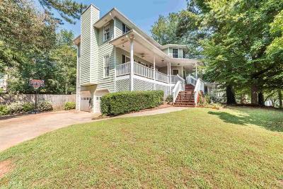 Acworth Single Family Home New: 5326 Cross Creek Cv