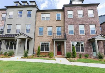 Roswell Condo/Townhouse New: 10110 Windalier Way #114