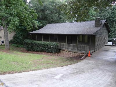 Conyers Single Family Home New: 803 NW Little Fawn Trl