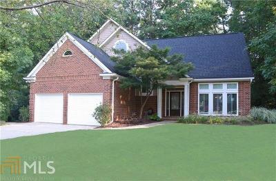 Peachtree City Single Family Home For Sale: 108 Kenton Pl