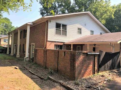 Riverdale Single Family Home For Sale: 79 SW Flint River Rd #8C