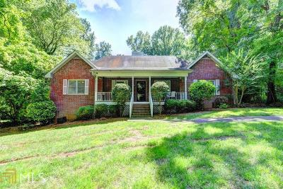 Lilburn Single Family Home New: 4881 Alpine Dr