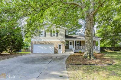 Snellville Single Family Home New: 2943 Brooks Dr