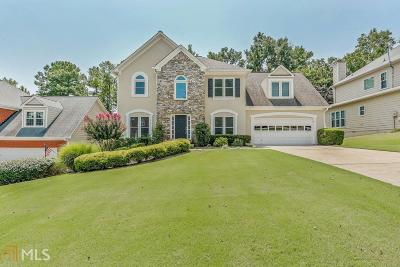 Johns Creek Single Family Home New: 4860 Byers Rd