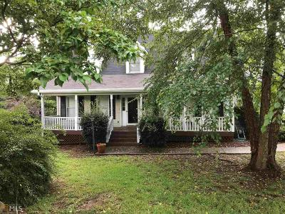 Winder Single Family Home New: 243 McNeal Rd