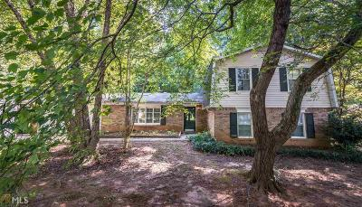 Lilburn Single Family Home New: 1146 SW Golden Circle